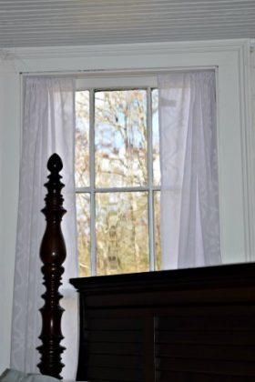 Retirement House - window