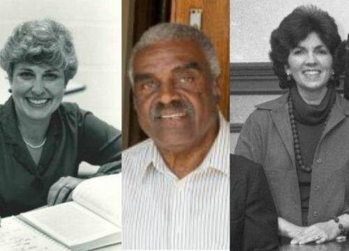 Nancy Denson, Ed Turner and Gwen O'Looney share amazing stories of breaking down barriers.