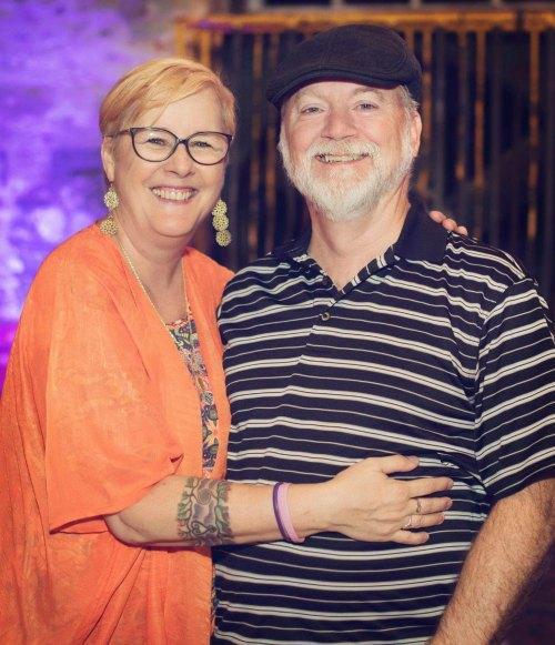 Teresa and Dallas Howard