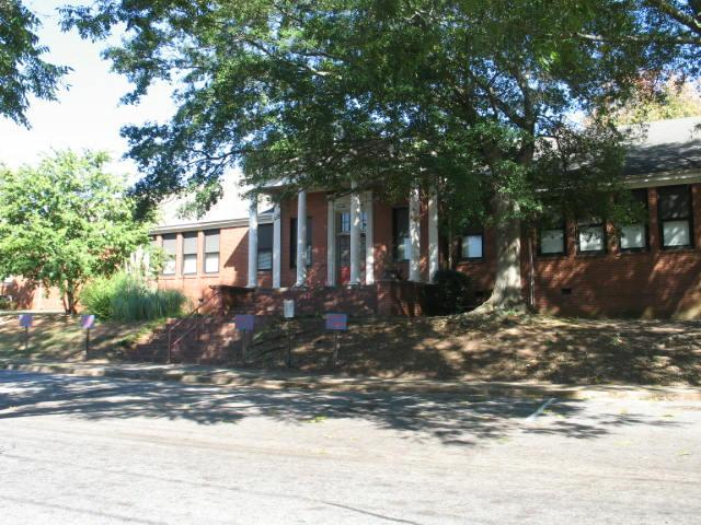 West Broad School: Future uses for black elementary school under  consideration