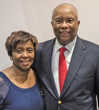 Brenda and Larry Thompson