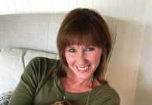 Debi Garret is co-owner of Five Points Yoga