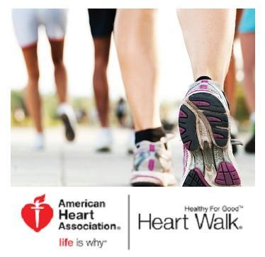 American Heart Association Heart Walk Oconee County