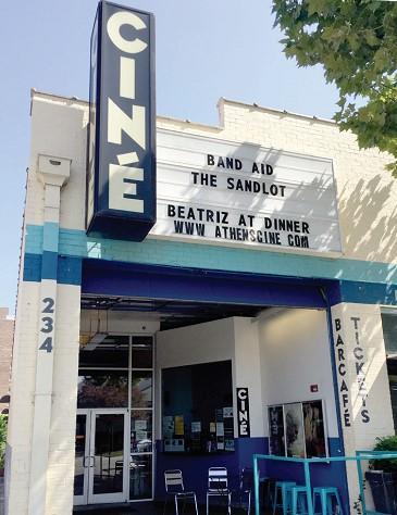 Athens Cine Bistro GA