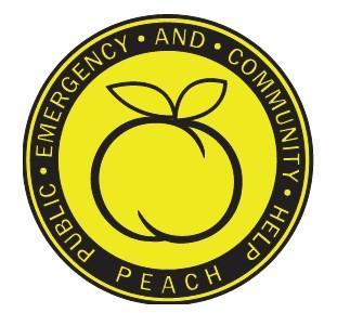 Public Emergency and Community Help Peach
