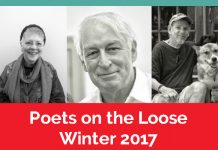 Poets on the Loose Winter 2017 Boom Athens