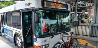 The Bus Athens Transit