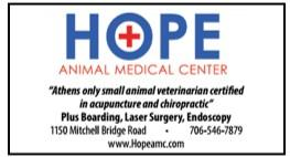 HOPE Animal Medical Center Athens GA
