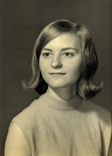 Yearbook Photo Sophomore 1967