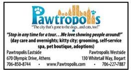 Pawtropolis Athens GA