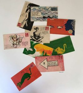 Vietnam followup letters from Ellen Day