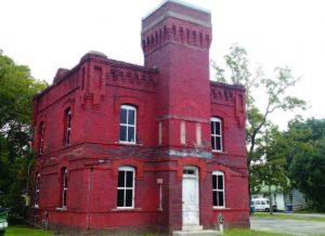 Late 1800s jail in Blackshear.