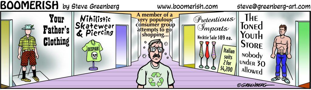 Boomerish by Steve Greenberg