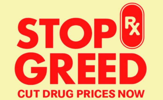 Stop the Greed