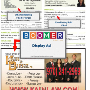 display ad sample