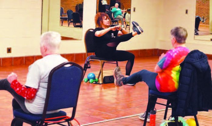 Chair Yogo Photo by Kent Hannon