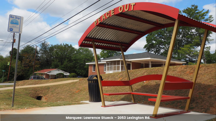 Marquee- Lawrence Stueck – 2053 Lexington Rd
