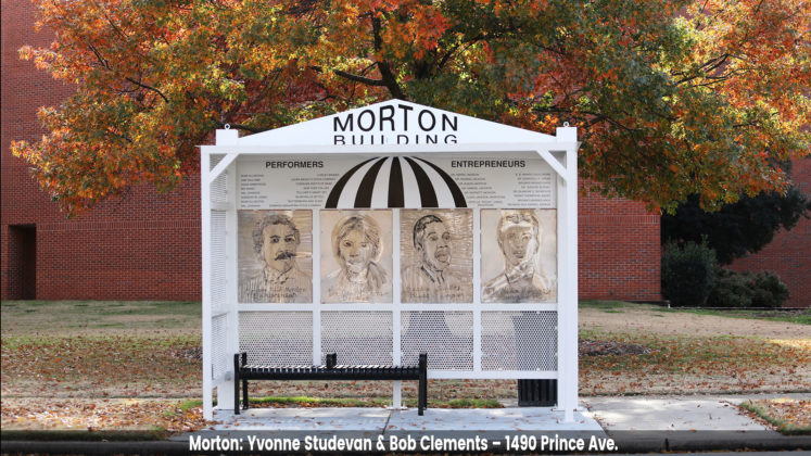 Morton- Yvonne Studevan & Bob Clements – Prince