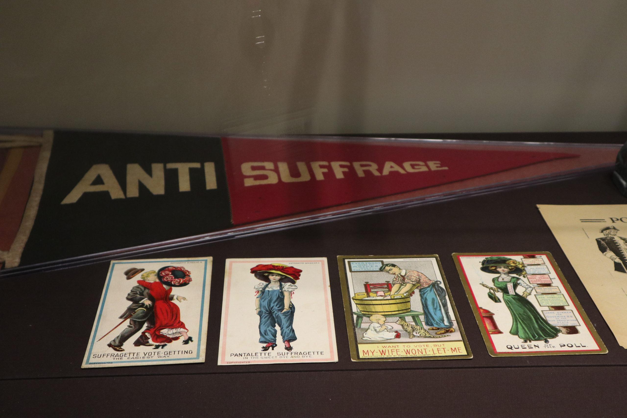 Hargrett Suffrage