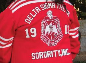 Delta Sigma Theta sweater